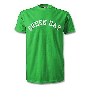 Green Bay College Style T-Shirt