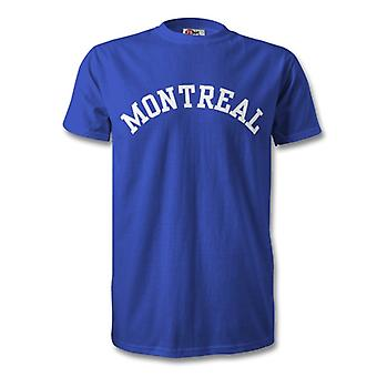 Montreal College Style Kids T-Shirt