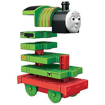 Fisher-Price mon premier Thomas & amis forment Percy pile-a-Track