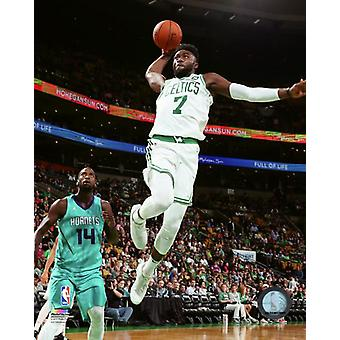 Jaylen Brown 2017-18 Action Photo Print