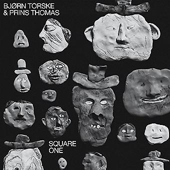 Torske, Bjørn / Thomas, Prins - Square One [CD] USA import
