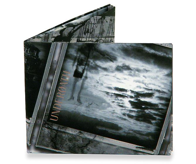 Underoath II Mighty Wallet Tyvek, Strong Stealth Bi-Fold Wallet!
