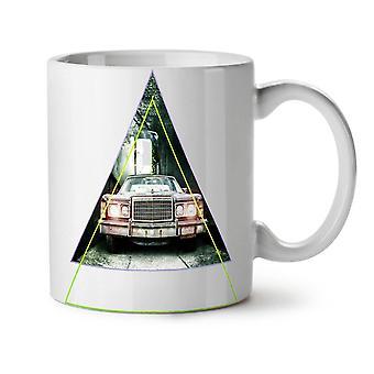 5d5078fa Salg Abstrakt amerikanske ny hvit te kaffe keramiske krus 11 oz   Wellcoda