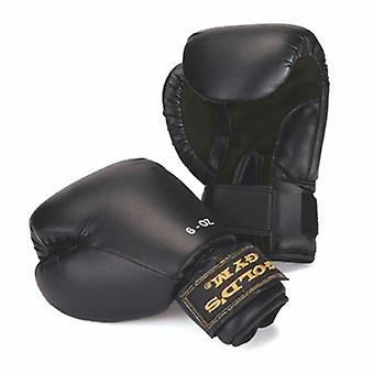 Gold's Gym PU Sparring Glove Suede Palm
