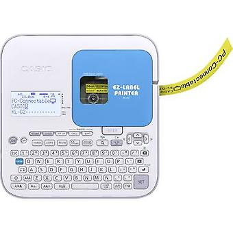 Label printer Casio KL-G2 Suitable for scrolls: XR 6 mm, 9 mm, 1