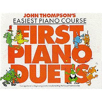 Easiest Piano CourseFirst Piano Duets