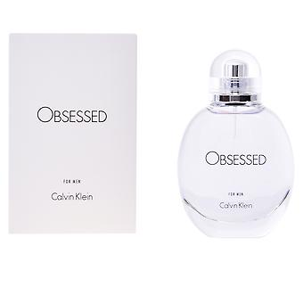 Calvin Klein Obsessed Men Eau De Toilette Vapo 75ml New Perfume Fragrance Scent