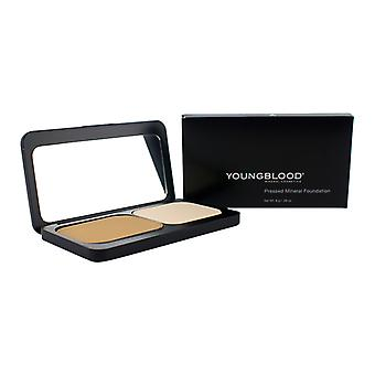 Youngblood Mineral Foundation - gedrückt Toffee 8g / 0,28 Unzen