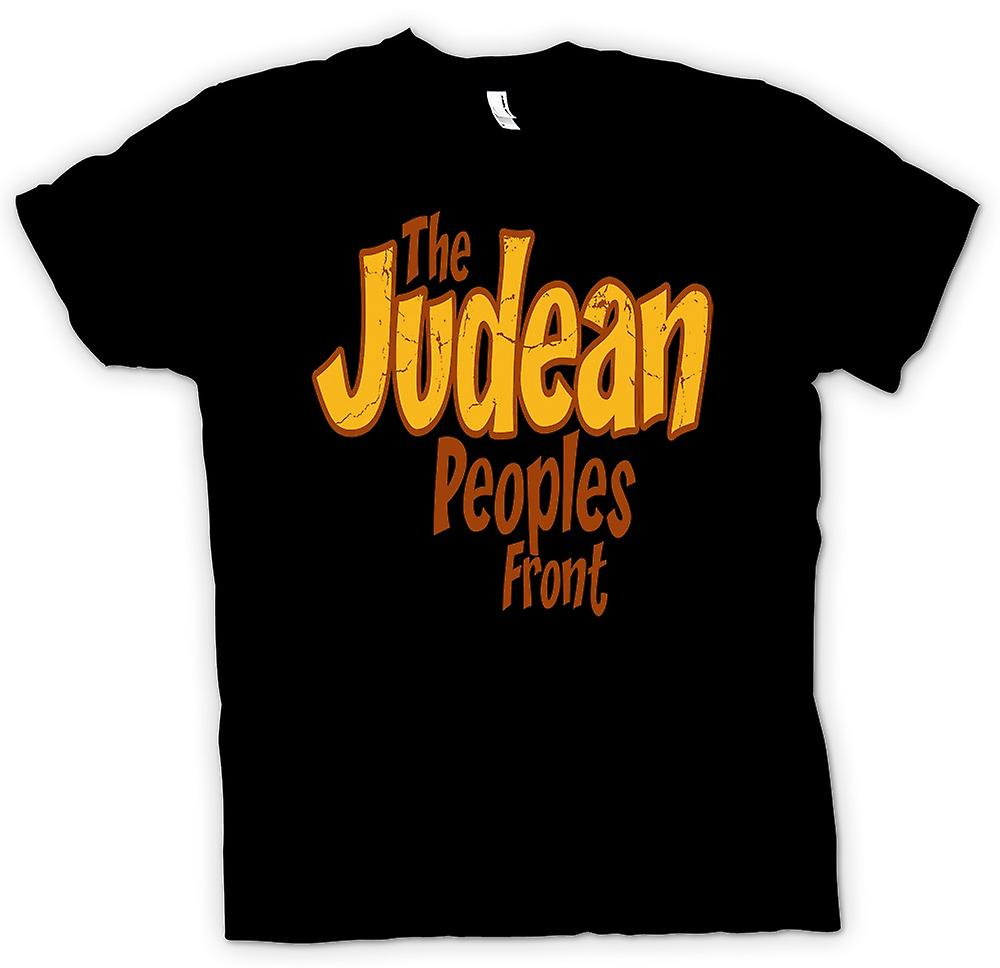 Womens T-shirt - The Judean Peoples Front - Funny Quote