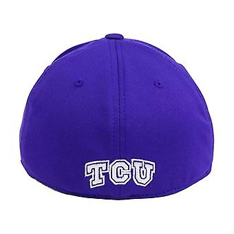TCU Horned Frogs NCAA TOW Region Camo Stretch Fitted Hat