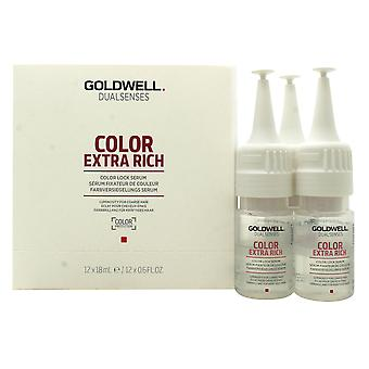 Goldwell Dualsenses Color Extra Rich Color Lock Serum Gift Set