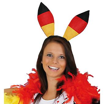 Bunny ears fan Germany football World Cup Germany champion bunny ears accessory