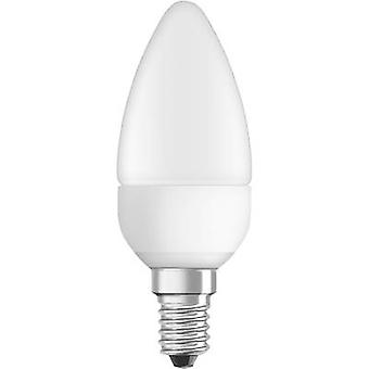 OSRAM LED EEC A+ (A++ - E) E14 Candle 6 W = 40 W Warm white (Ø x L) 38 mm x 105 mm dimmable 1 pc(s)