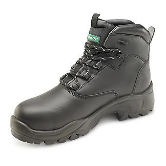 Click Non Metallic Composite Pur Safety Boot S3 Black - Cf65Bl