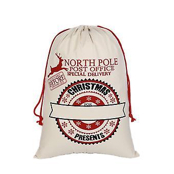 Tomtesäck med Roliga Julmotiv - #4