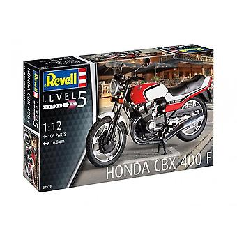 Revell 07939-1/12 Honda CBX 400 F Model Kit