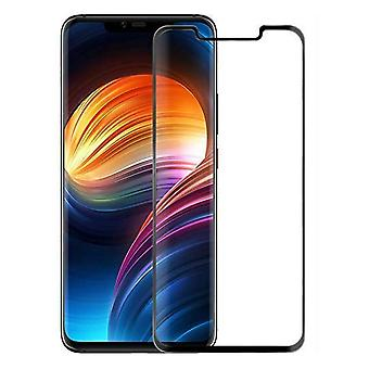 Solid tempered glass Huawei Mate 20 Pro screen protection Black