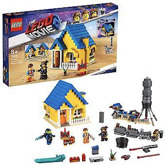 LEGO 70831 Lego film 2 Emmet Dream House/redning raket