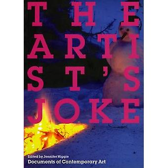 The Artist's Joke by Jennifer Higgie - 9780854881567 Book