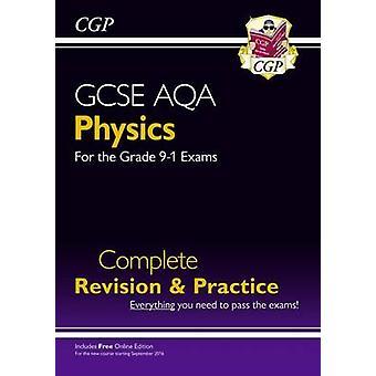 Nuevo grado 9-1 GCSE física AQA revisión completa y práctica con s.