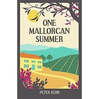 Un été de Majorque par Peter Kerr - livre 9781786850430