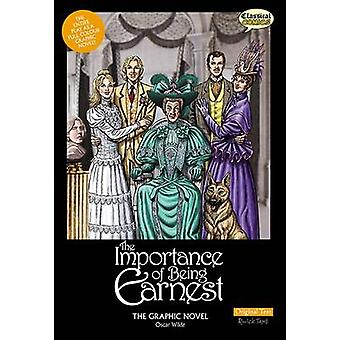 The Importance of Being Earnest the Graphic Novel - Original Text (Bri
