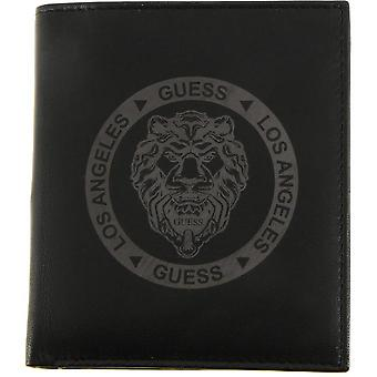Guess leather goods - LION HEART SM BILLFOLD W/CP