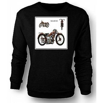 男装运动衫 Moto Guzzi 500S 1928年经典自行车