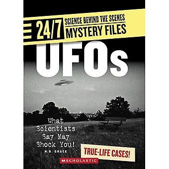 UFO: Vad forskare säger kan chockera dig! (24/7: vetenskapen bakom kulisserna: Mystery filer)