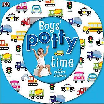 Pojkarnas potta tid [med klistermärke