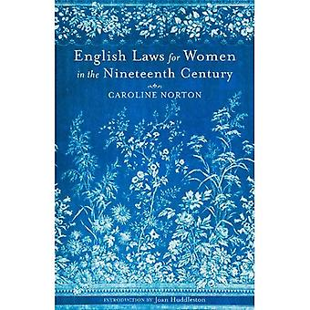 English Laws for Women in the 19th Century