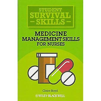 Umiejętności zarządzania medycyny dla pielęgniarek