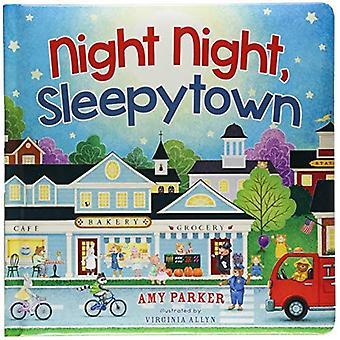 Noc nocy, Sleepytown (noc noc) [książka pokładzie]