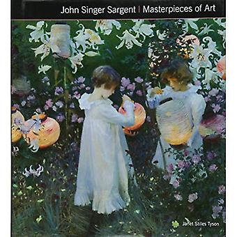 John Singer Sargent�Masterpieces of Art�(Masterpieces of Art)