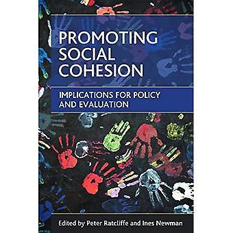 Förderung des sozialen Zusammenhalts: Implikationen für Politik und Evaluation