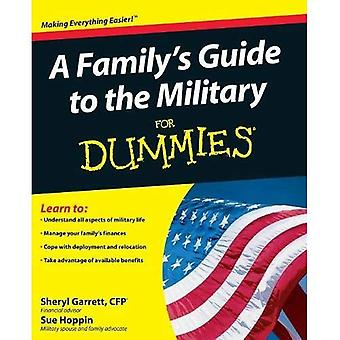 A Family's Guide to the Military for Dummies (For Dummies (Lifestyles Paperback))