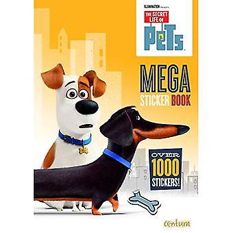 The Secret Life of Pets: Fun Sticker Book (Secret Life of Pets)
