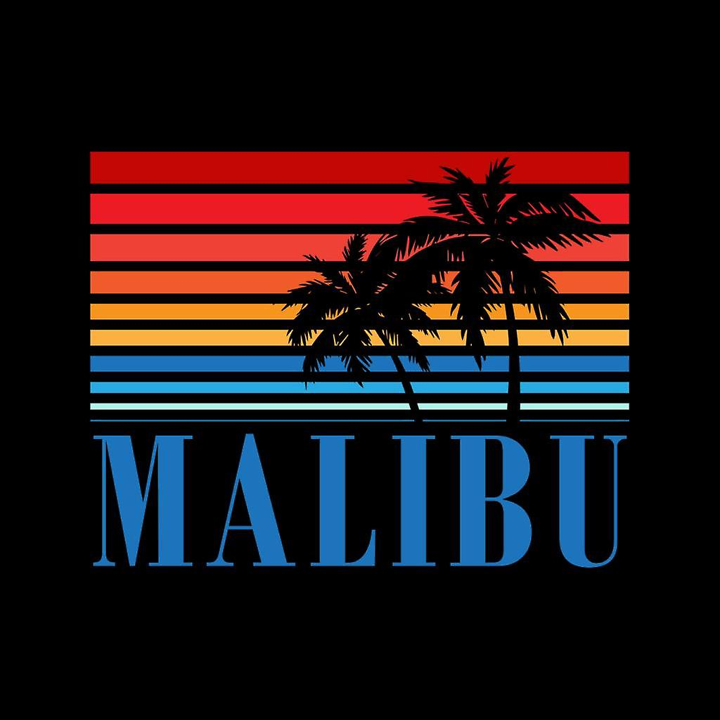 Malibu Retro 70s Sunset Men's Vest