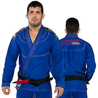 Venum Mens Challenger 2.0 BJJ Gi - Royal Blue - jiu jitsu mma grappling