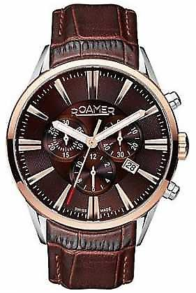 Roamer Mens Superior Chronograph 508837416505 Watch