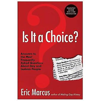 Is It A Choice? (3rd edition) by Eric Marcus - 9780060832803 Book