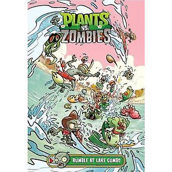 Plants Vs. Zombies Volume 10 - Rumble at Lake Gumbo by Plants Vs. Zomb