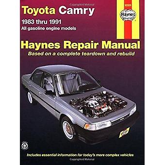 Toyota Camry Automotive Repair Manual (Revised edition) by Ken Freund