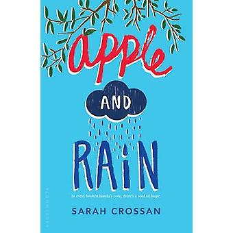 Apple and Rain by Sarah Crossan - 9781681190730 Book
