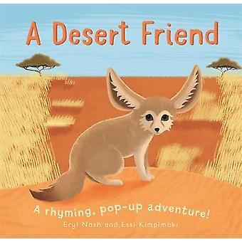 A Desert Friend by Eryl Nash - 9781783704125 Book