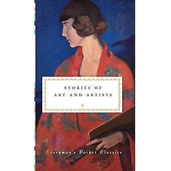Stories of Art & Artists (Everyman's Library POCKET CLASSICS)