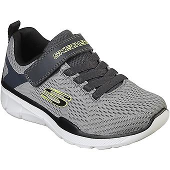 Skechers Boys Equalizer 3.0 Final Match Ventilated Trainers