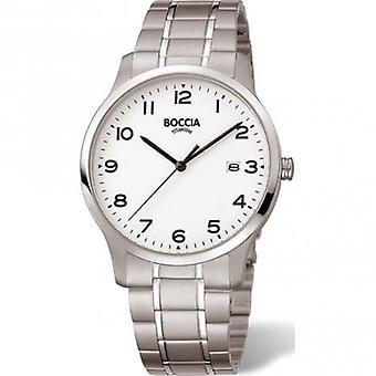Boccia Titanium mens watch 3620-01