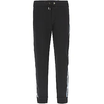 Versace Jeans Couture tape logo joggers