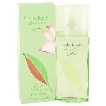 Green Tea Lotus Eau De Toilette Spray By Elizabeth Arden